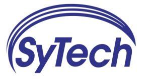 LogoSyTech - Single Color - Dark Blue