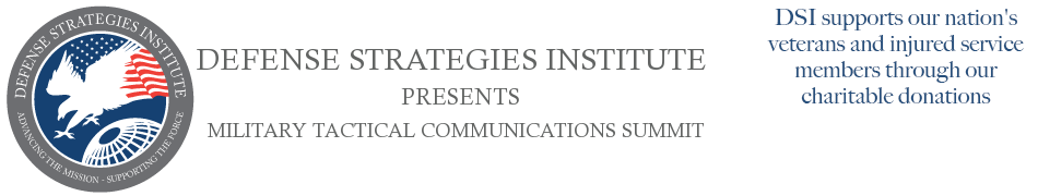 Tactical Communications Summit | DEFENSE STRATEGIES INSTITUTE